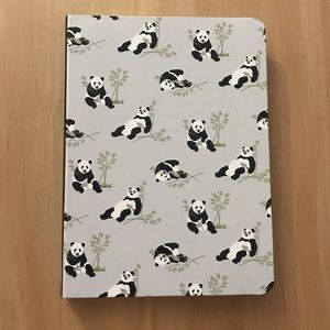 Brand new Panda Peter Pauper press journal